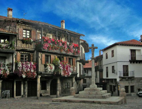 La Alberca, a beautiful village in Salamanca