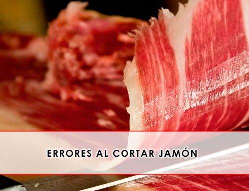 Errores al cortar jamón, guía para hacerlo bien