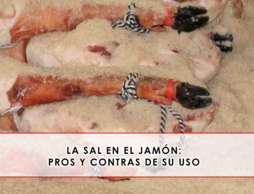 La sal en el jamón: pros y contras