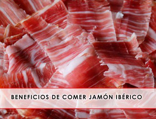 Beneficios de comer jamón ibérico