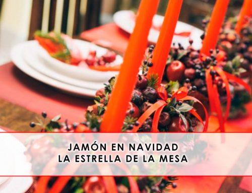 Jamón en Navidad: la estrella de la mesa