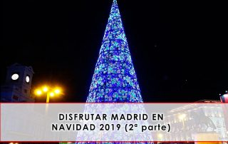 disfrutar Madrid en Navidad segunda parte