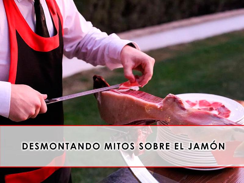 mitos sobre el jamón