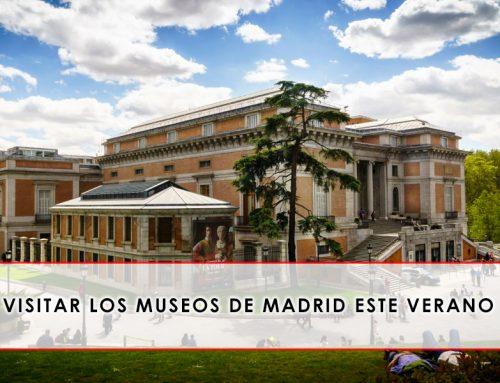 Visitar los museos de Madrid este verano