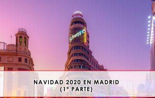 Navidad 2020 en Madrid - Grupo Julián Becerro