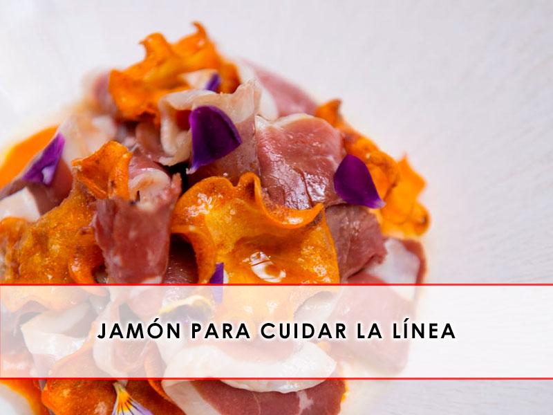 jamón para cuidar la línea - Grupo Julián Becerro